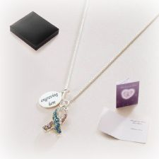 Infant Loss Awareness Necklace